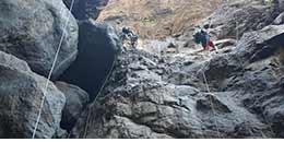 http://www.thegreatnext.com/Sandhan Valley Trek Maharashtra Trekking Rappelling Camping Adventure Travel Nature