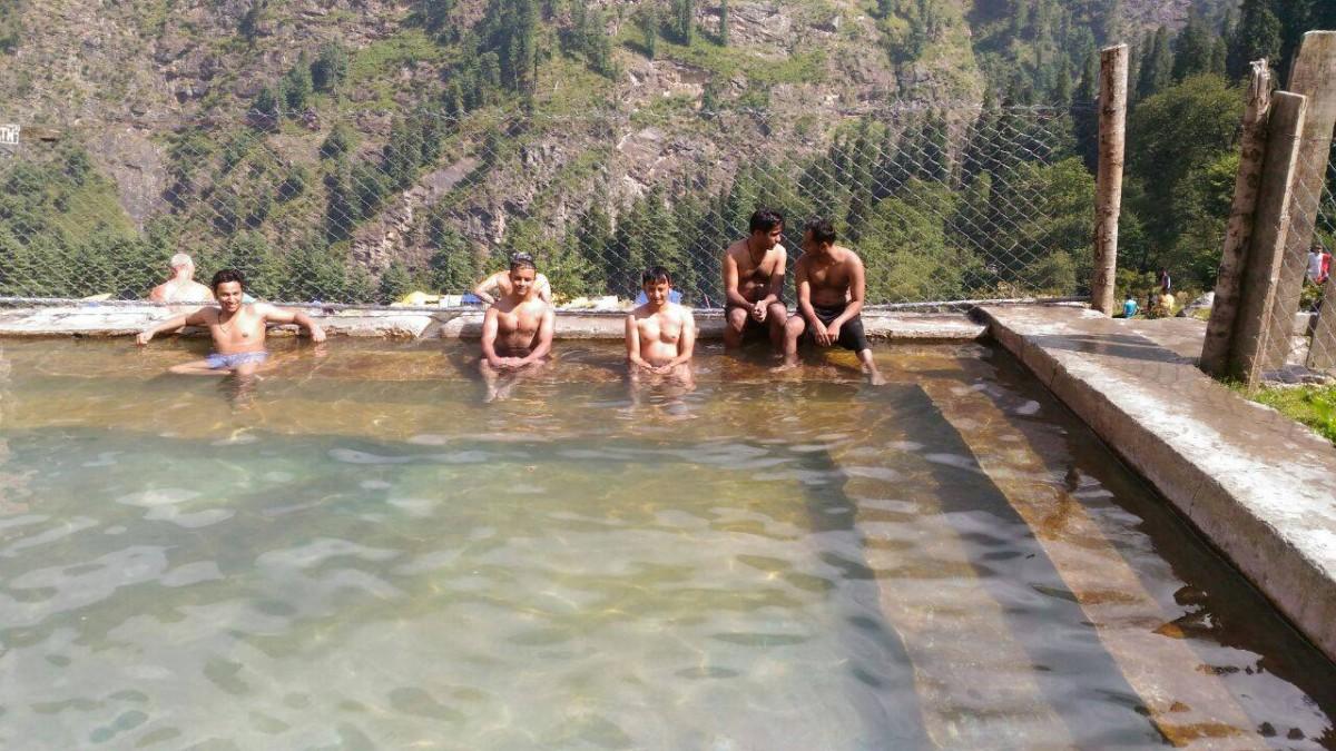 http://www.thegreatnext.com/Chalal Kheerganga Trek Himachal Pradesh Himalayas Adventure Trekking India The Great Next