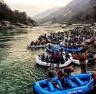 http://www.thegreatnext.com/White Water Rafting Rishikesh Uttarakhand Ganga River Adventure Travel Activity Water Sport Himalayas