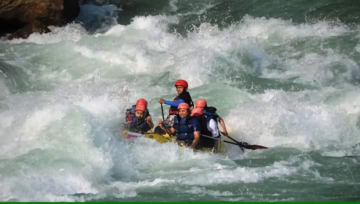 http://m.thegreatnext.com/White Water Rafting Rishikesh Uttarakhand Ganga River Adventure Travel Activity Water Sport Himalayas