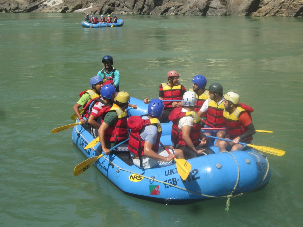 http://www.thegreatnext.com/Rishikesh White Water Rafting Ganges Adventure River The Great Next