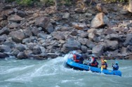 http://m.thegreatnext.com/Rishikesh White Water Rafting Ganges Adventure River The Great Next
