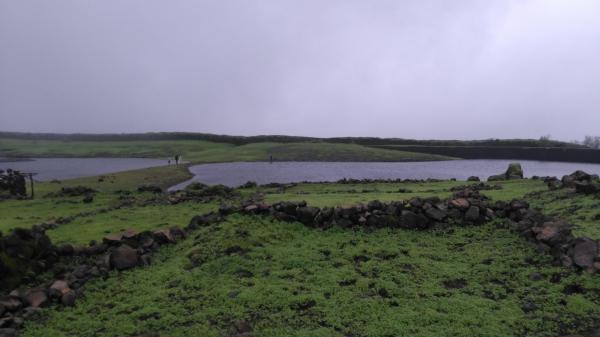 Night trek to Korigad Fort