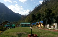http://www.thegreatnext.com/Rishikesh Rafting Cottage Forest Campsite Ganga Neelkanth Adventure The Great Next