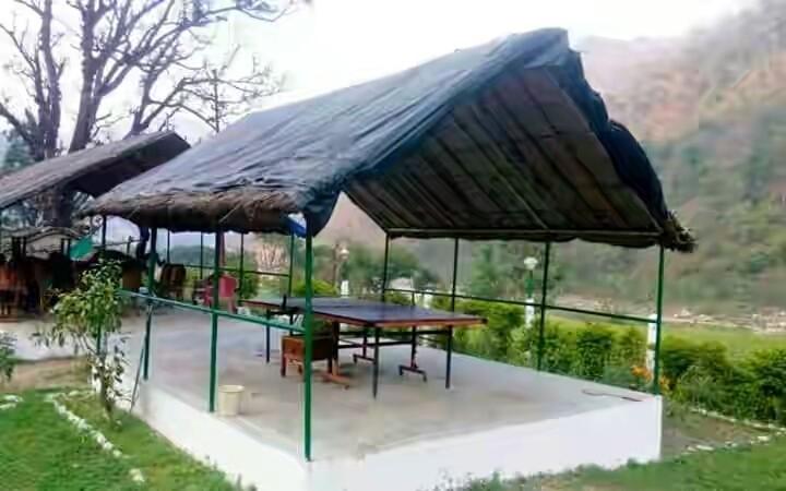 http://www.thegreatnext.com/Rishikesh Rafting Cottage Forest Campsite Ganga Neelkanth Adventure The Great Next