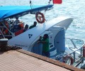 http://m.thegreatnext.com/Glass bottom boat Andamans Port Blair Scuba Diving The Great Next