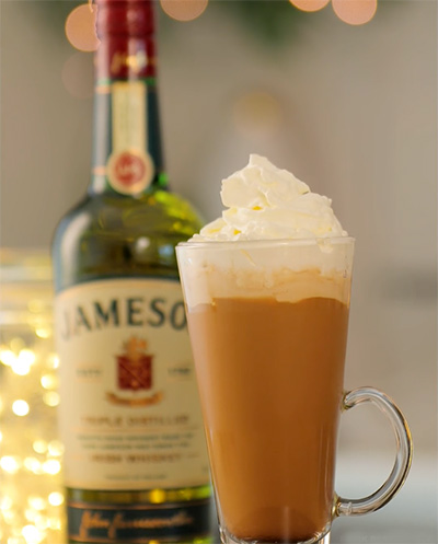 The Christmas Frappe