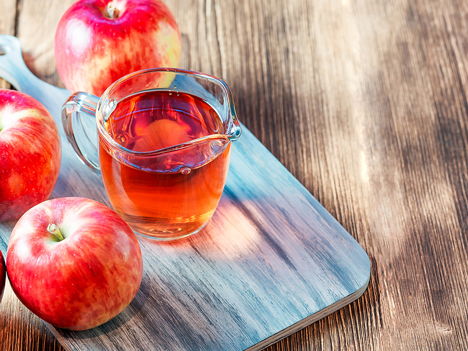 Apple and Grenadine Juice