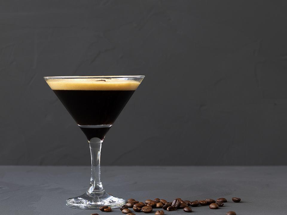 Espresso Vodka Martini