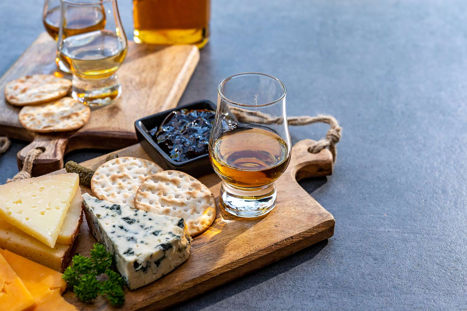 Top Foods to Pair with your Favorite Whisky