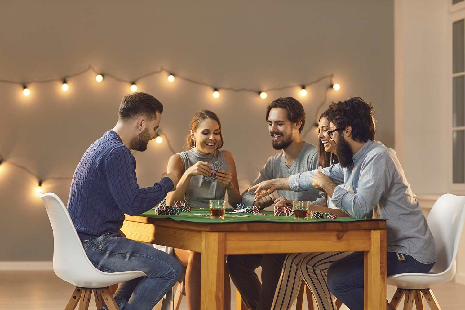 A tipsy twist to your party games