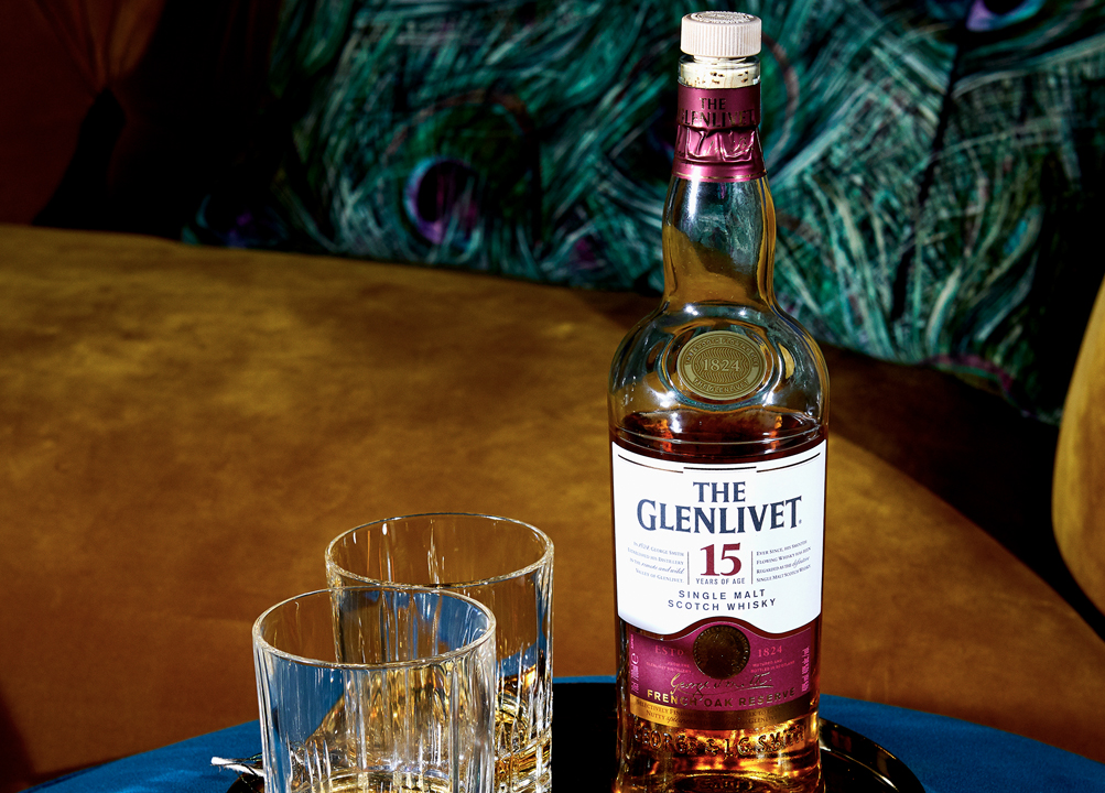 The Glenlivet 15 Scotch Whisky