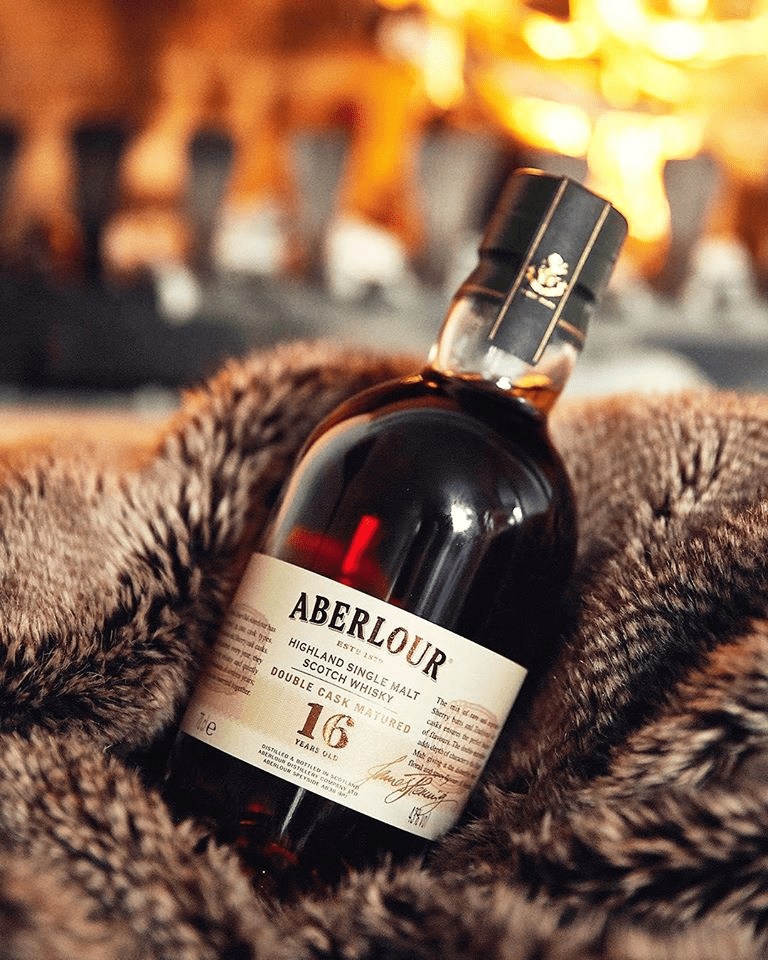 The Aberlour 16 Year Old Whisky