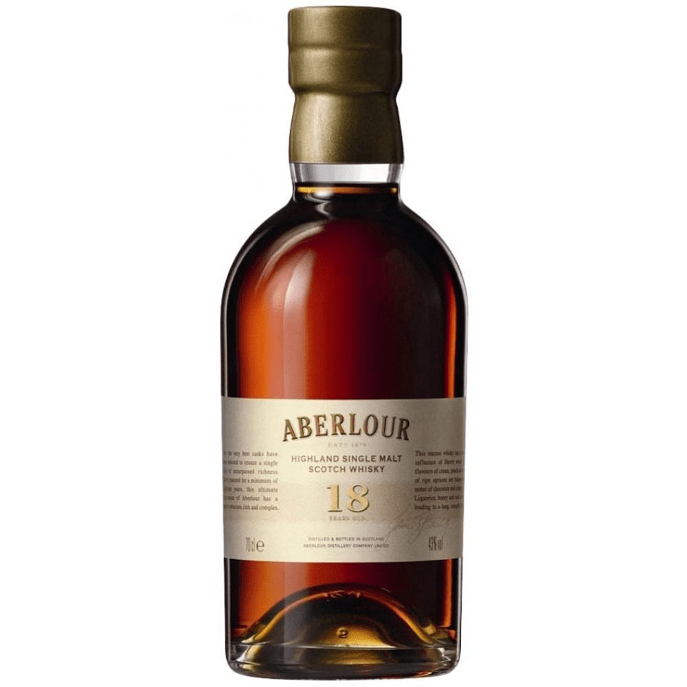 The Aberlour 18 Year Old Whisky