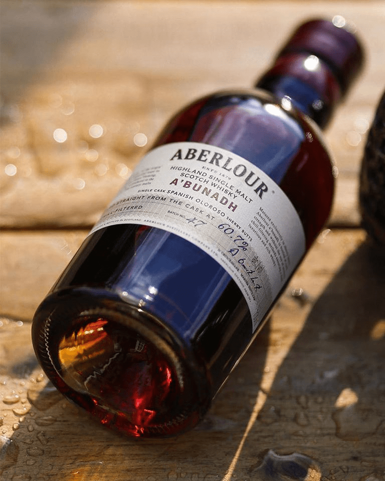 The Aberlour A'bunadh Whisky