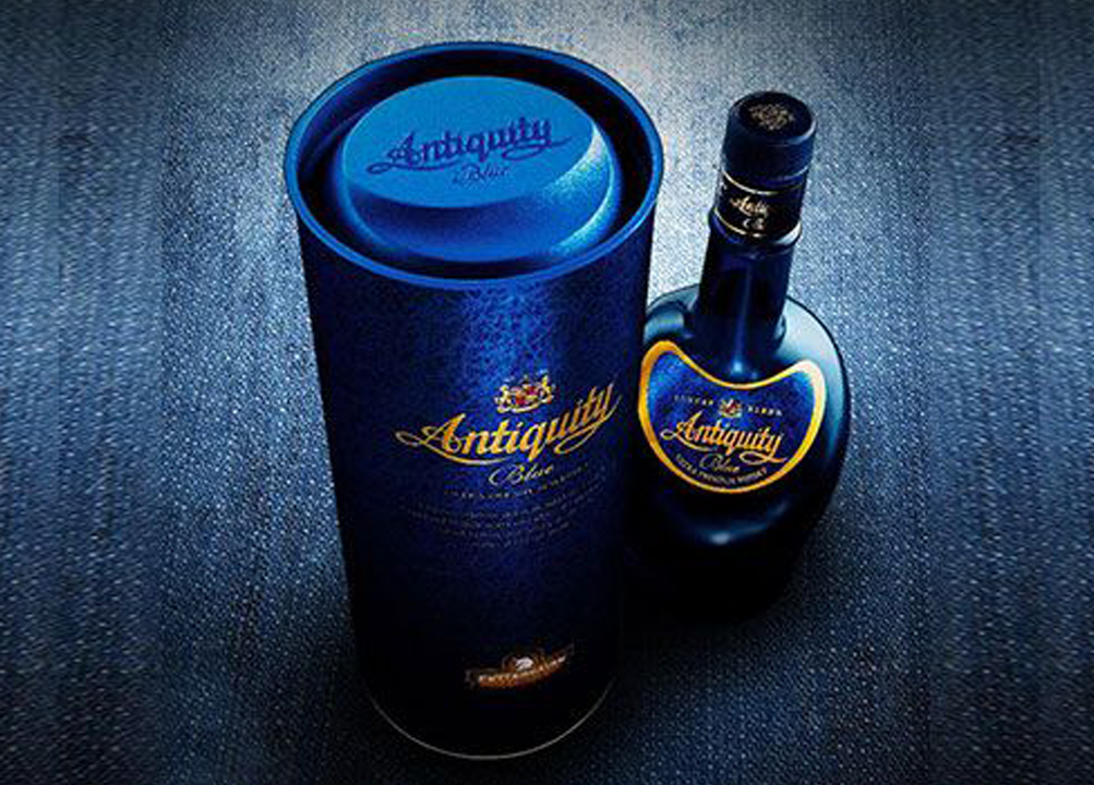 Antiquity Blue Whisky – Indian Whisky Brand
