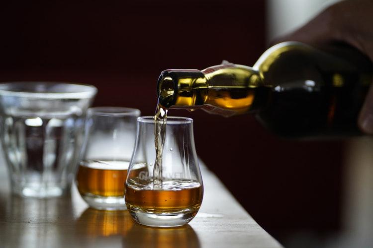Whisky Glass – The Glenlivet