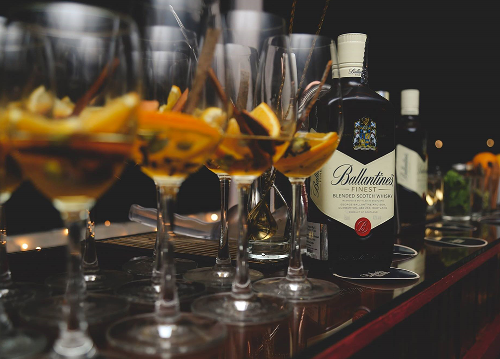 Ballantine's – Best blended scotch whisky