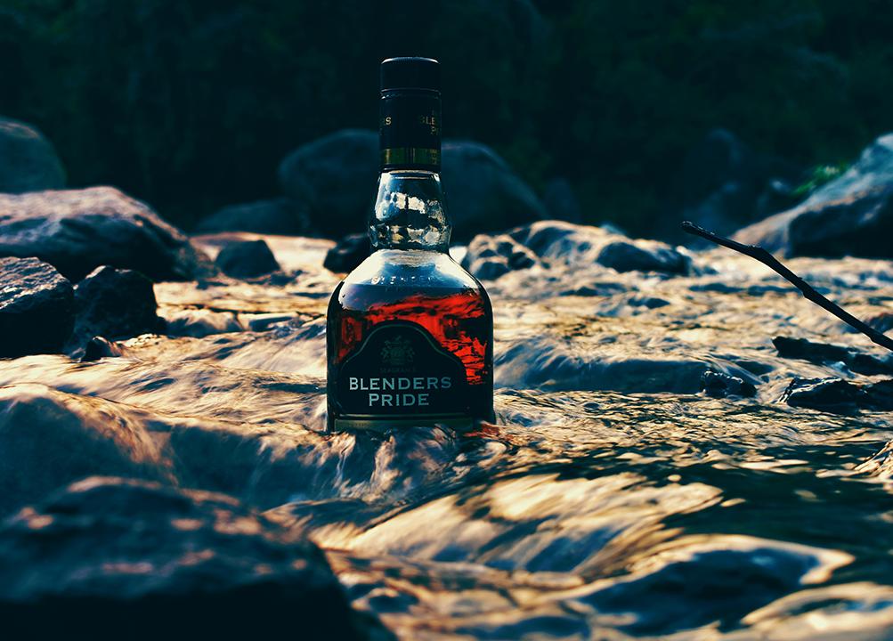 Blenders Pride – Indian Whisky Brand