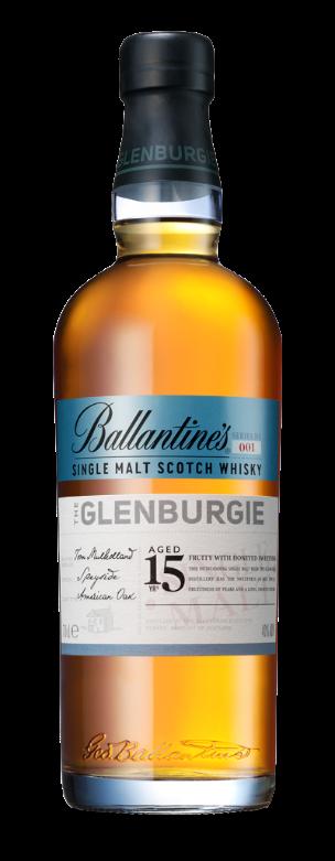 Ballantines 15 Glenburgie