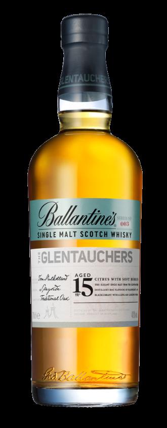 Ballantines 15 Glentauchers