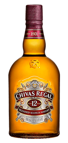 Chivas Regal 12-year-old Blended Scotch