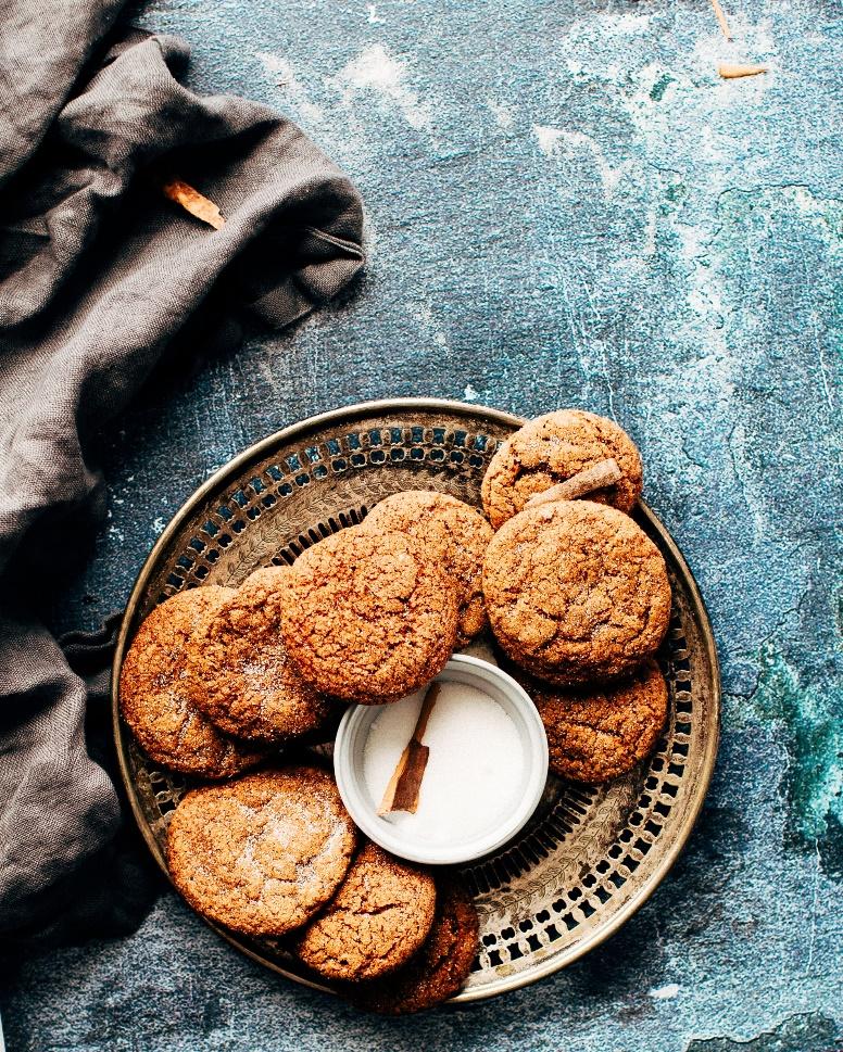 Hot Toddy Cookies