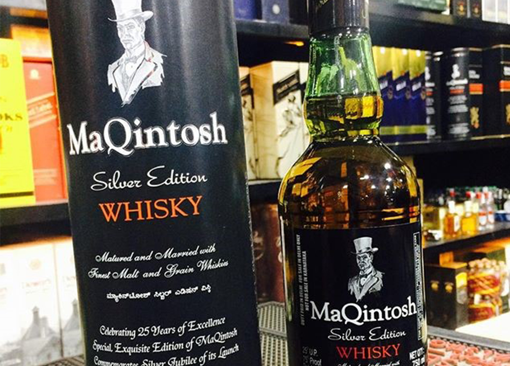 MaQintosh Silver Edition Whisky