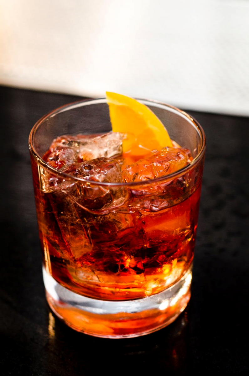 Old Fashioned Whisky Cocktail