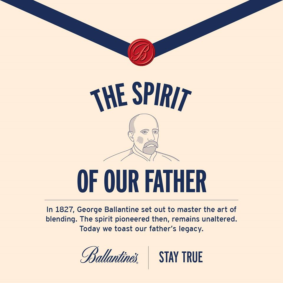 Fact About Ballantines Whisky