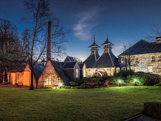 The Strathisla Distillery