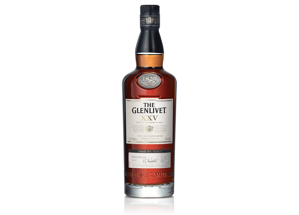 The Glenlivet XXV Whisky