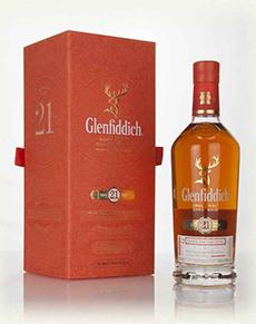 Glenfiddich 21-yr-old