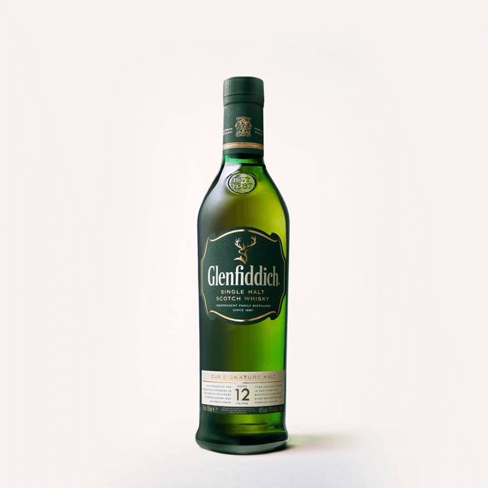 Glenfiddich 12 Years