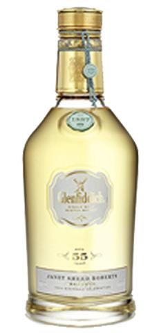 Glenfiddich Janet Sheed Roberts Reserve 1985 single malt scotch