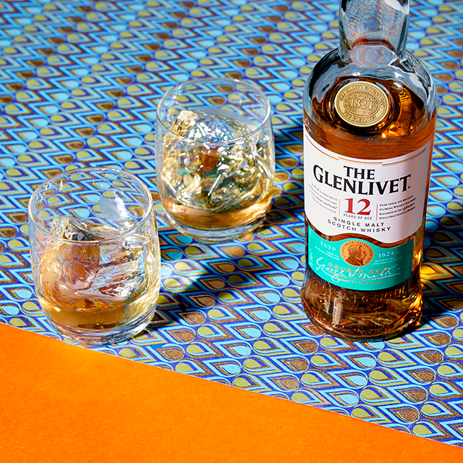 The Glenlivet 12 Scotch Whisky