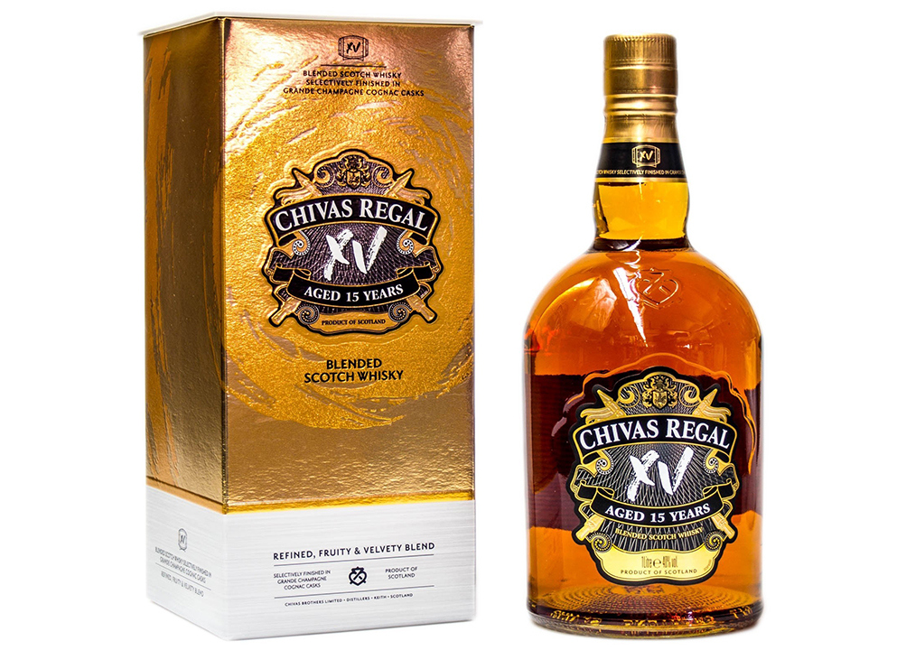 Chivas Regal 15 Blended Scotch whisky
