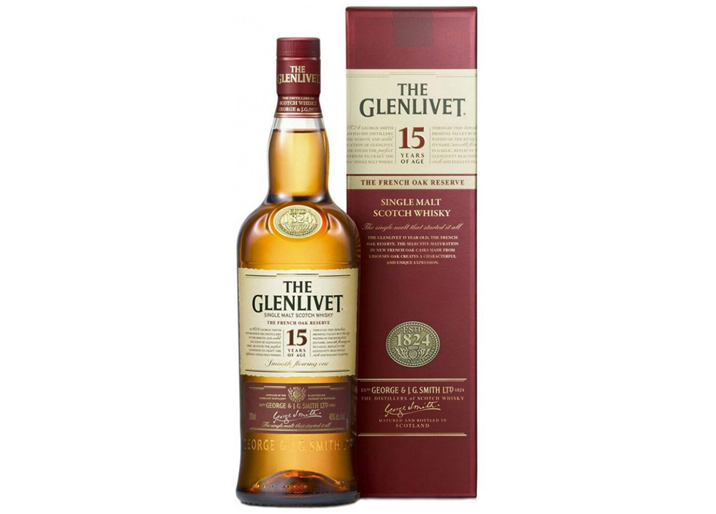 Glenlivet 15 Years Old