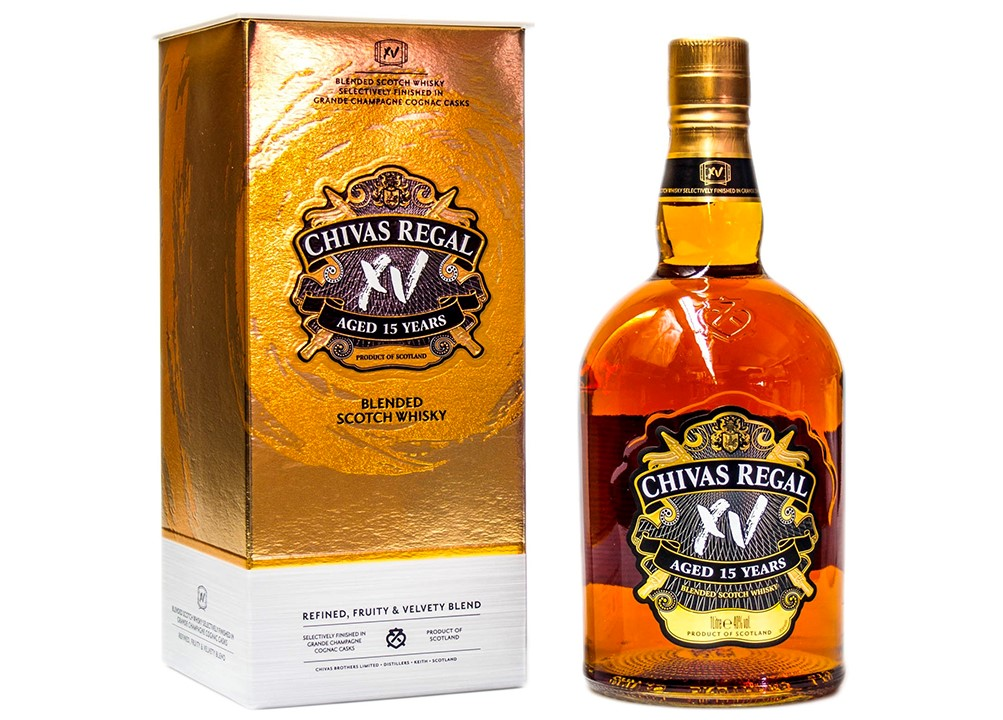 Chivas Regal XV Scotch Whisky