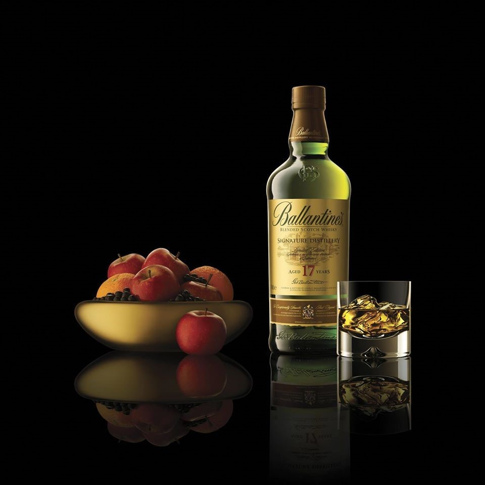 Ballantine's 17 Years Old Scotch Whisky