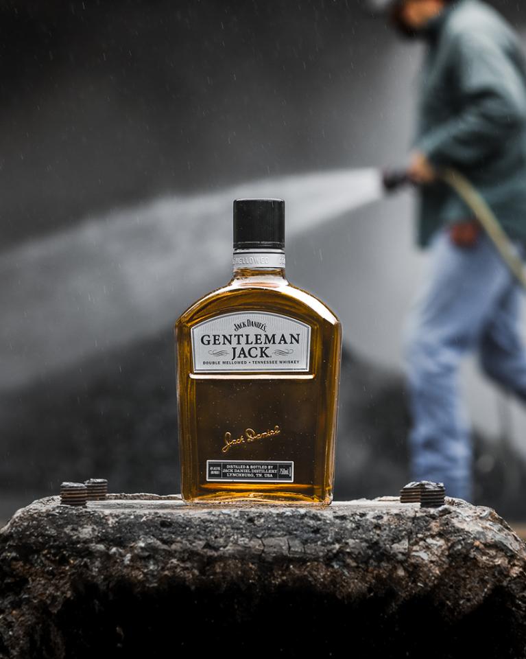 Jack Daniel's Single Barrel 100 Proof Whiskey