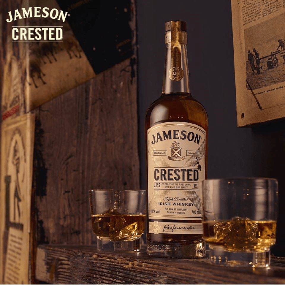 Jameson Crested Whiskey