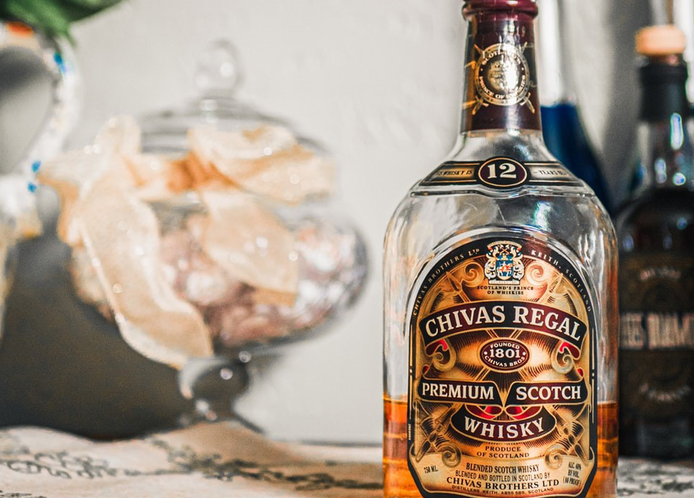 Chivas Regal Blended Scotch Whisky