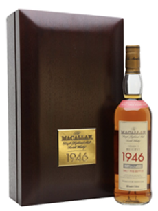 Macallan 1946 Scotch