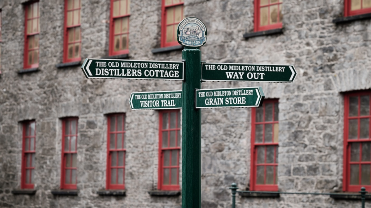 Oldest Distillery in Irish