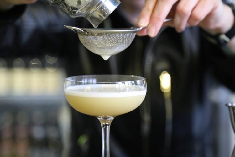 Penicillin Whisky Cocktail Recipe