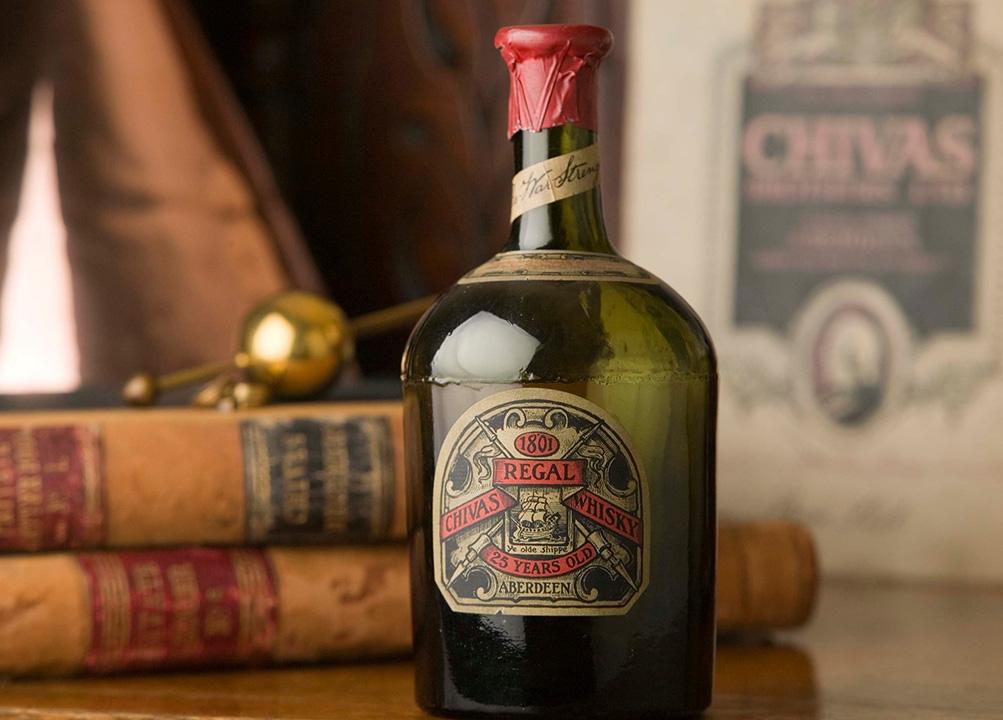 Chivas Regal Royal Whisky