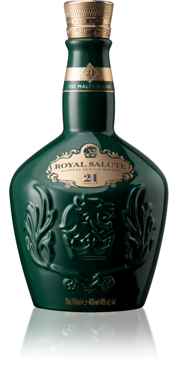 Royal Salute 21 Year Old The Malt Blend