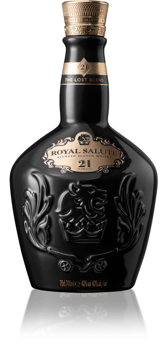 Royal Salute 21 Year Old The Lost Blend