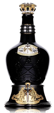 Royal Salute Tribute to Honor Scotch